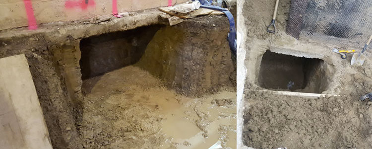 Underpinning Specialists in Thornbury