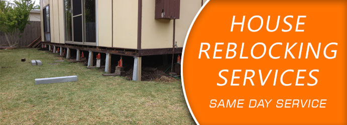 House Reblocking Services